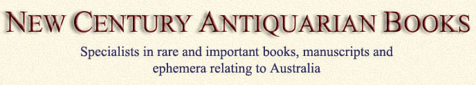 New Century Antiquarian Books
